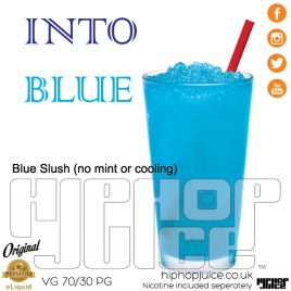 In To Blue – HipHop eJuice